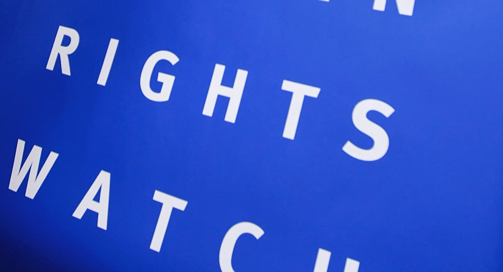 Пресс-конференция представителей Human Rights Watch на тему: «Августовский конфликт на Южном Кавказе и права человека»