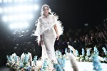 Mercedes-Benz Fashion Week Russia. День первый
